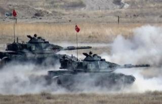 'Barış Pınarı Harekatı'nda son durum