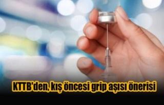 KTTB'den, kış öncesi grip aşısı önerisi