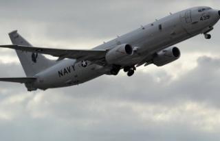NATO uçaklarından kritik keşif uçuşu!
