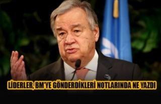 Rapor BM Güvenlik Konseyi üyelerine sunuldu