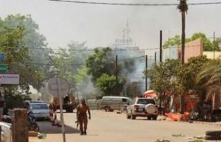 Burkina Faso'da kiliseye silahlı saldırı:...