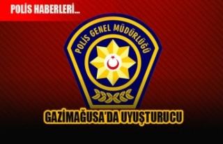 Gazimağusa'da tutuklama