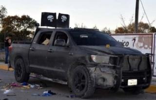 Meksika'da çatışma: 21 ölü
