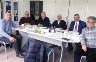 Basın Kartı Komisyonu Yılın İlk Toplantısını...