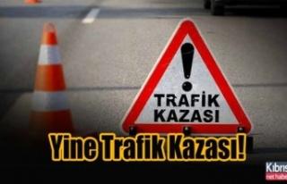 Feci kaza! Girne'de aracın çarptığı yaya...