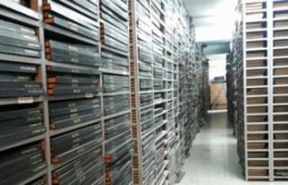 Kütüphane yeniden düzenlendi