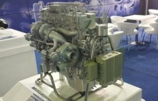 Türkiye'nin ilk milli havacılık motoru testleri...