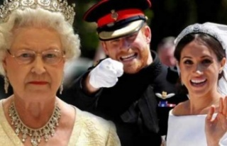 Ve Kraliyet 'Prens Harry ve Meghan Markle'...