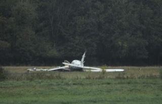ABD'de uçak düştü: 3 kişi hayatını kaybetti