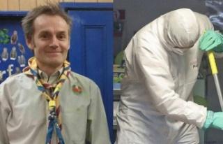 'Coronavirüsünü 4 kıtaya İngiliz iş insanı...