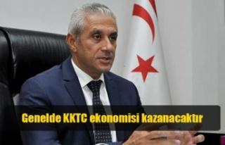 Genelde KKTC ekonomisi kazanacaktır