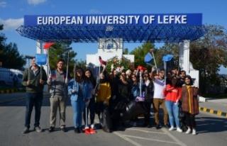 LAÜ Öğrencilerinden Çevreye Duyarlı Ol Mesajı