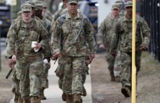 ABD'de koronavirüs nedeniyle ulusal muhafızlar...