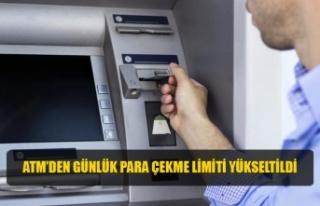 ATM'lerinden para çekme artık ücretsiz