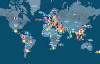 Dünya genelinde corona virüs vakası 200 bini geçti