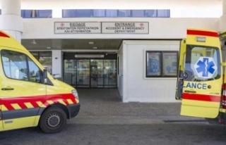 Güney Kıbrıs'ta üç hastanın durumu ağır!