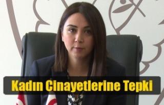 İçişleri Bakanı Baybars'tan Kadın Cinayetlerine...