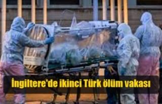 İngiltere'de ikinci Türk ölüm vakası