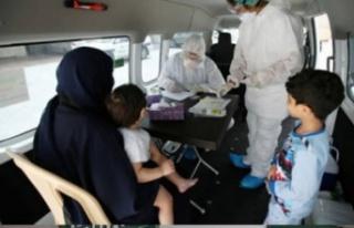 İran'da virüsün en küçük kurbanı 3 yaşında