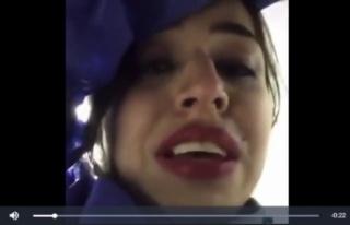 İranlı hemşire gözyaşları içinde yalvardı!