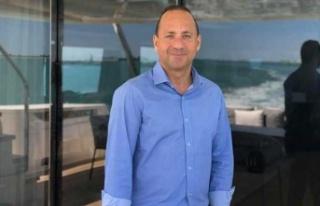 Mete Özmerter, özel uçağıyla ülkeye sağlık...