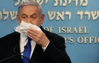 Netanyahu'nun corona virüs test sonucu açıklandı
