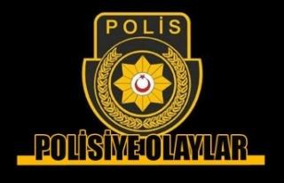 POLİSİYE OLAYLAR..