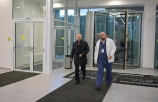 Putin'i ziyaret edip el sıkışmıştı! Koronavirüse...