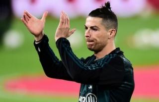 Ronaldo otellerini ücretsiz hastaneye dönüştürecek,...