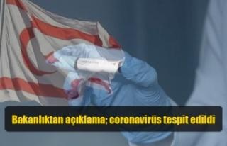 Sağlık Bakanı açıkladı: Alman turistte coronavirüs...