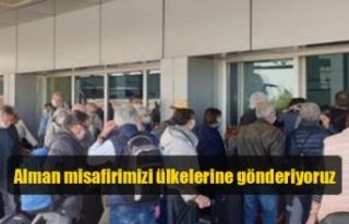 Tatar: 500'e yakın Alman misafirimizi ülkelerine...
