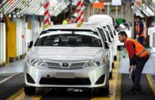 Toyota, Türkiye'de üretime 2 hafta ara veriyor