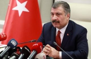 Türkiye'de vaka sayısı 47'ye yükseldi