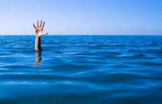 26 yaşındaki genç boğulma tehlikesi geçirdi