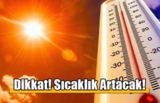 Meteoroloji uyardı: Tedbirli  olun