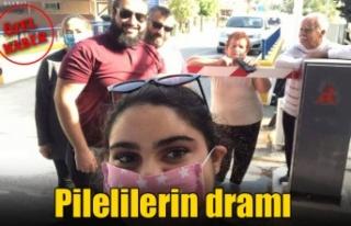 Pilelilerin dramı