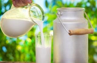 Süt bedelleri bugün ödeniyor