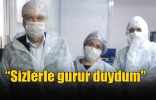 Tatar Konil & Sons Ltd. Tıbbi maske üretim tesisini...