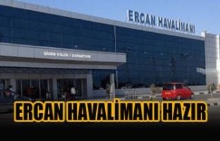 1 Temmuz'da iki uçak Ercan'a geliyor