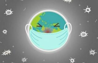 Dünya genelinde vaka sayısı 8 milyonu aştı