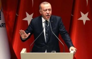 Erdoğan'dan son dakika sokağa çıkma kısıtlaması...