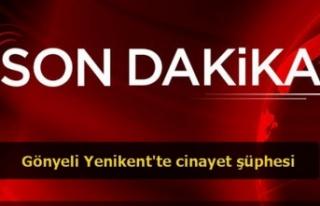Gönyeli Yenikent'te cinayet şüphesi