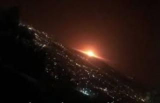 İran'da dev patlama!