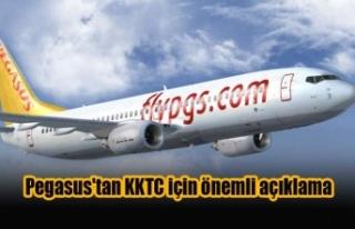 Pegasus'tan KKTC için önemli açıklama