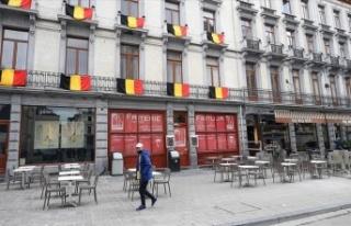 Belçika'da Kovid-19 vaka sayısı 62 bin'i...