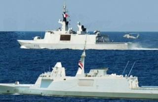 Mısır Ordusu ortak tatbikatı sahte fotoğraf ile...