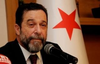 Serdar Denktaş, Cumhurbaşkanlığına aday