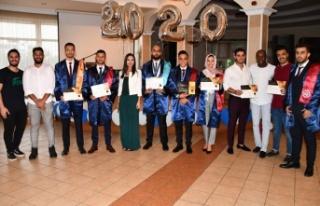 DAÜ, Libyalı öğrenciler birliği veda gecesi düzenledi
