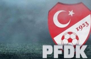 PFDK, Trabzonspor'a ceza yağdırdı