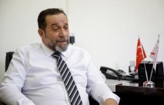 Denktaş: Türkiye ve Kıbrıslı Türklerin haklarını...